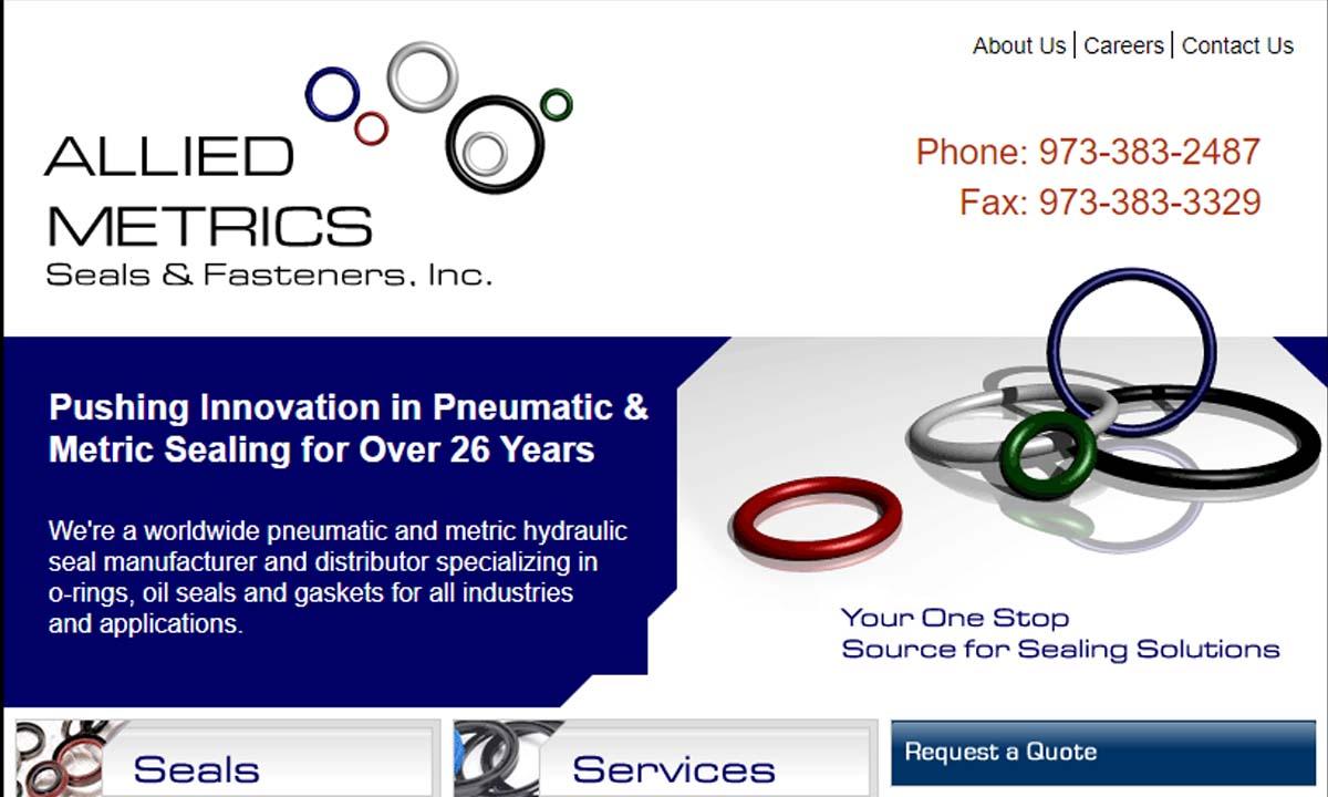 Allied Metrics Seals & Fasteners, Inc.