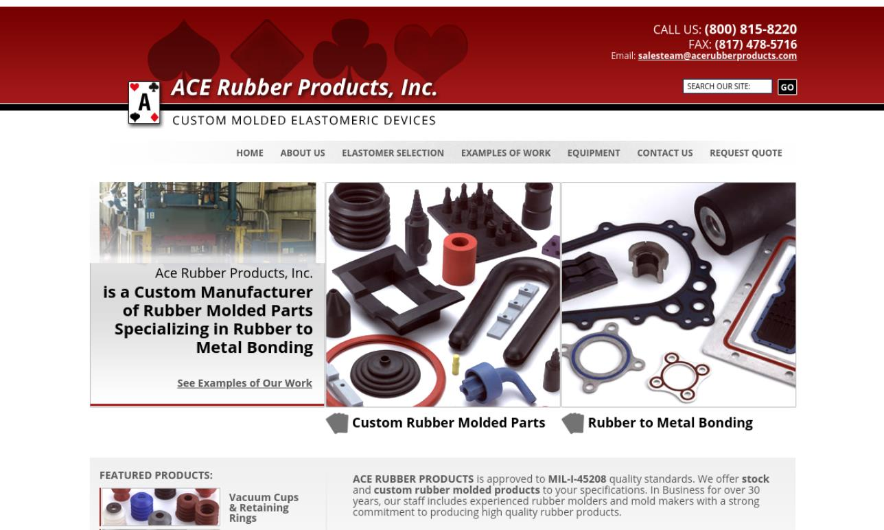 ACE Rubber Products, Inc.