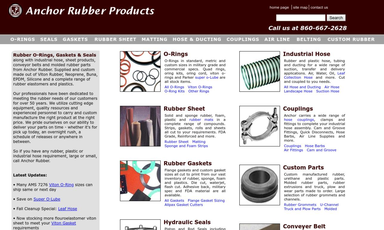 Anchor Rubber Products, LLC
