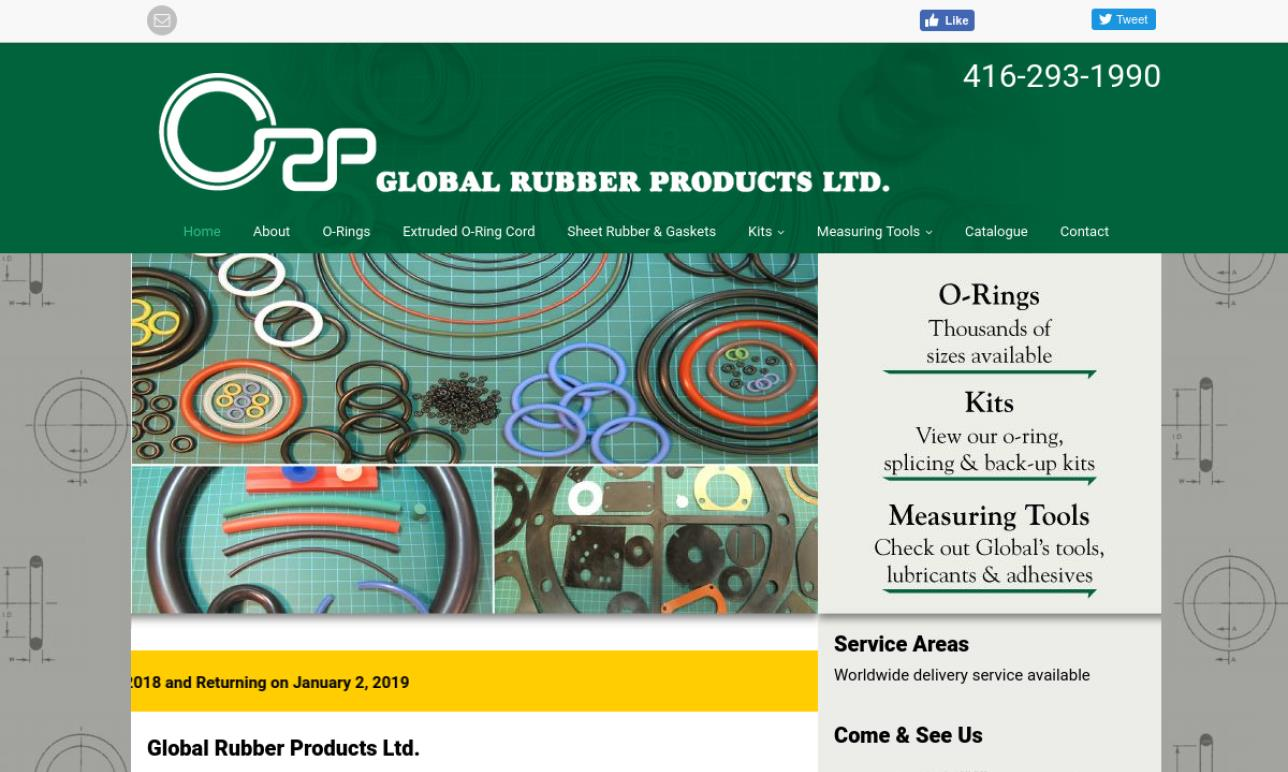 Global Rubber Products Ltd.