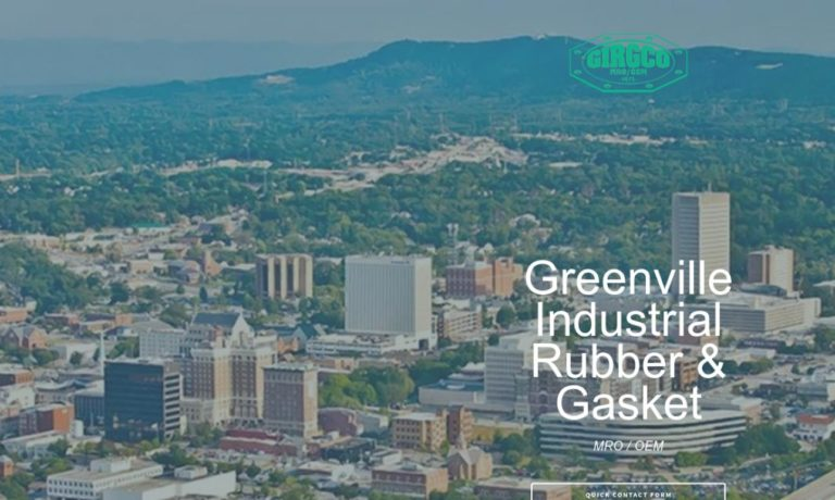 Greenville Industrial Rubber & Gasket Co.