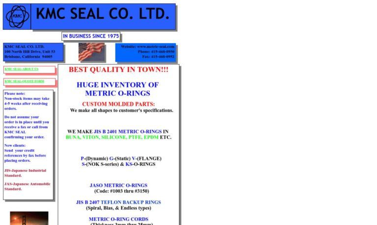 KMC Seal Co. LTD.