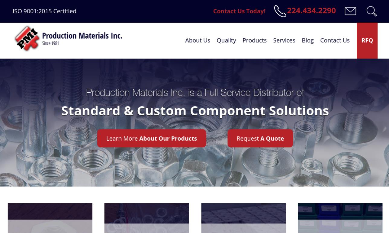 Production Materials Inc.