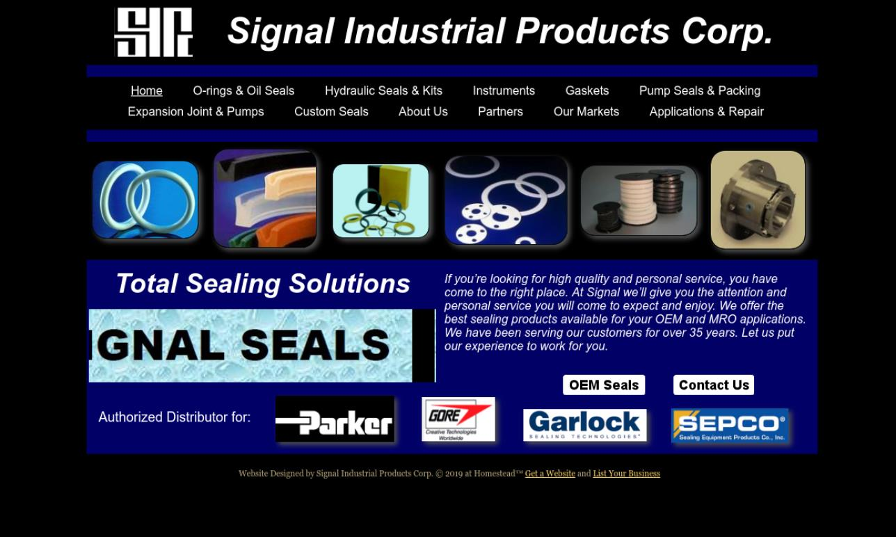 Signal Industrial Products Corp.