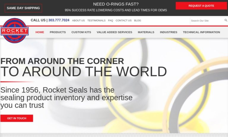 Rocket Seals Corporation