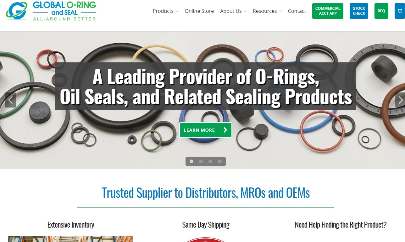 Global O-Ring and Seal, LLC